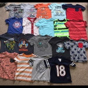 Other - 2T boys short sleeve lot